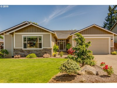Canby Single Family Home For Sale: 1688 N Plum Ct