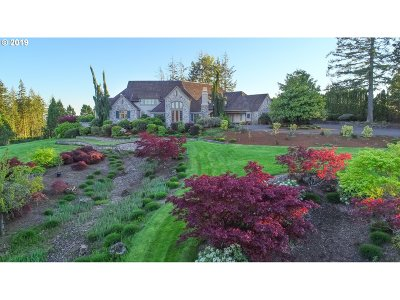 Ridgefield Single Family Home For Sale: 1415 NW 209th St