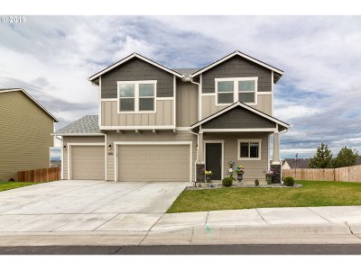 Hermiston Single Family Home For Sale: 2118 NW Dawn Dr