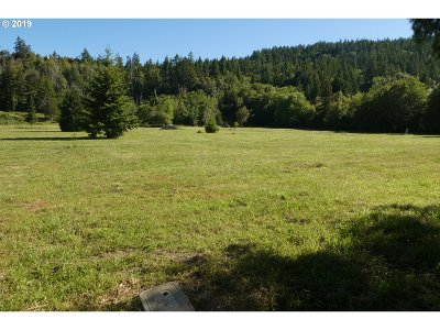 Gold Beach Residential Lots & Land For Sale: Saunders Creek Rd #2