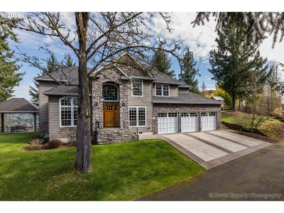 Scappoose Single Family Home For Sale: 31941 Callahan Rd