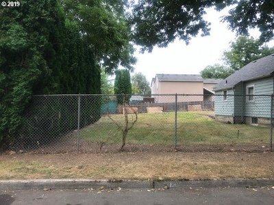 Gresham Residential Lots & Land For Sale: 707 NE 2nd St