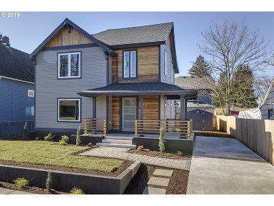 Portland Single Family Home For Sale: 8515 N Portsmouth Ave