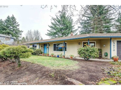 Portland Single Family Home For Sale: 3670 SE 150th Ave