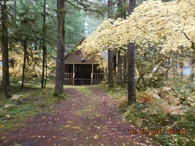 Single Family Home For Sale: Cabin 182 Northwoods