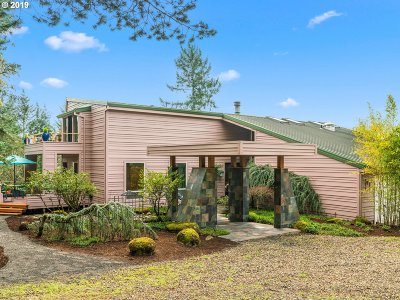 Single Family Home For Sale: 9405 NW Kaiser Rd