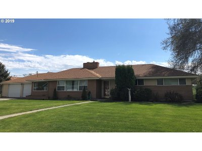 Umatilla County Single Family Home For Sale: 786 E Highland Ave