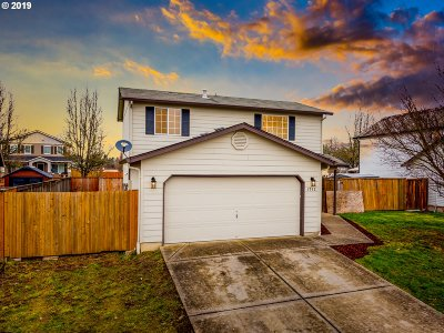 Battle Ground Single Family Home For Sale: 1712 NW 14th Cir