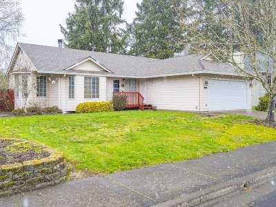 Beaverton Single Family Home For Sale: 19415 SW Jaylee St