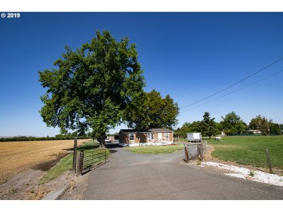 Umatilla County Single Family Home For Sale: 84722 Hwy 11