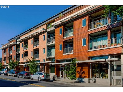 Condo/Townhouse For Sale: 4216 N Mississippi Ave #211