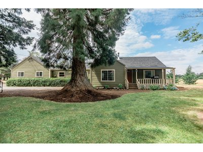 Molalla Single Family Home For Sale: 17418 S Highway 211