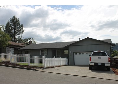 Green Single Family Home For Sale: 2232 Circle Dr