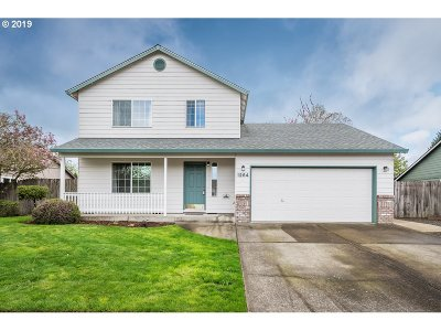 McMinnville Single Family Home For Sale: 1264 SW Darci Dr