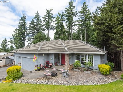 Single Family Home For Sale: 13815 SE Tenino St