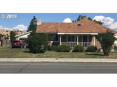 Grant County Single Family Home For Sale: 367 S Main St