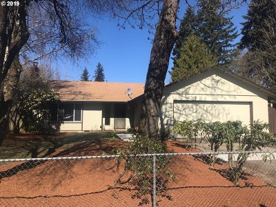 Clark County Single Family Home For Sale: 14308 NE 80th St