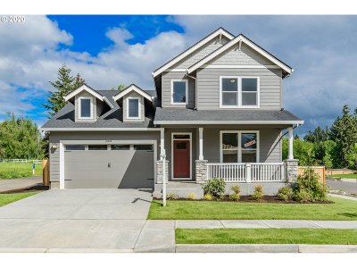 Oregon City Single Family Home For Sale: 16430 Kitty Hawk Ave #Lot 7