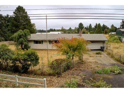 Oregon City Single Family Home For Sale: 18500 S Waldow Rd