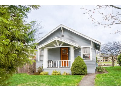 Single Family Home For Sale: 5307 SE 87th Ave
