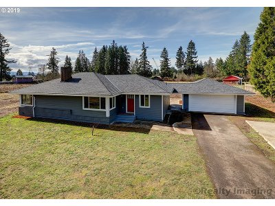 Eagle Creek Single Family Home For Sale: 27660 SE Highway 224