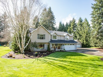 Vancouver Single Family Home For Sale: 13814 NE 45th Ct