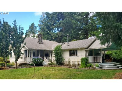 Molalla Single Family Home For Sale: 31838 S Shady Dell Rd
