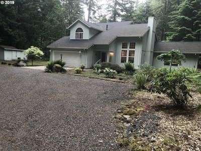 Welches Single Family Home For Sale: 68471 E Highway 26