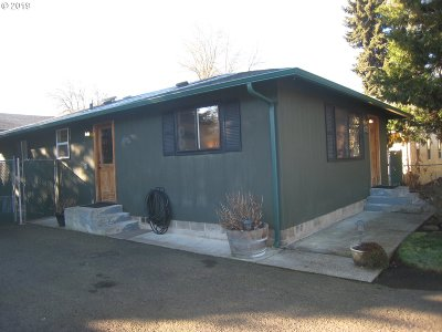 Eugene Single Family Home For Sale: 2080 W 12th Ave