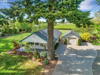 Keizer Single Family Home For Sale: 3621 Perkins St