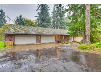 Oregon City Single Family Home For Sale: 15626 S Wildflower Ln