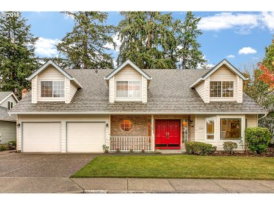 Beaverton Single Family Home For Sale: 16260 NW Somerset Dr