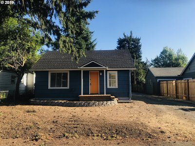 Springfield Single Family Home For Sale: 922 M St