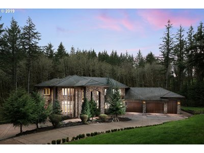 Portland Single Family Home For Sale: 4921 NW Skyline Blvd