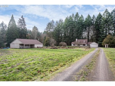 Oregon City Single Family Home For Sale: 13755 S New Era Rd