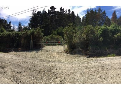 Bandon Farm & Ranch For Sale: Chandler Rd