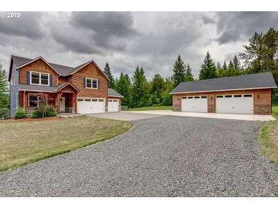 Battle Ground WA Single Family Home For Sale: $824,900