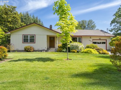 Molalla Single Family Home For Sale: 34820 S Dickey Prairie Rd