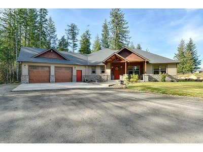 Clackamas County Single Family Home For Sale: 19331 SE 502nd Ave