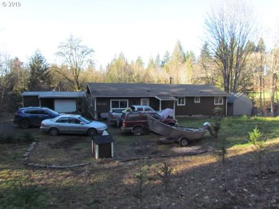Eagle Creek OR Single Family Home For Sale: $377,000