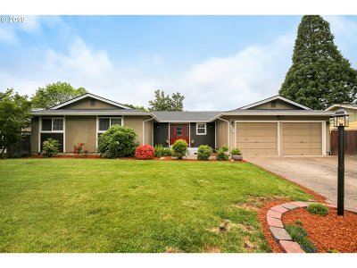 Springfield Single Family Home For Sale: 2148 17th St