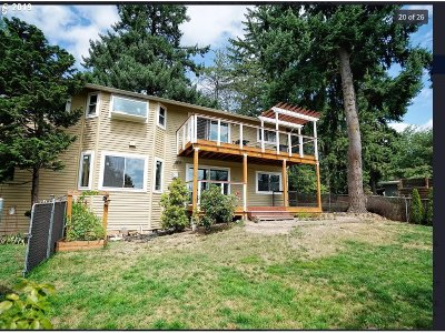 Portland Single Family Home For Sale: 1700 NW Saltzman Rd
