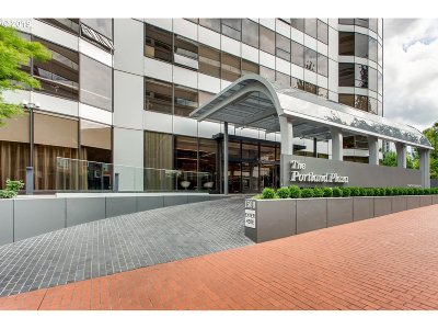 Portland Condo/Townhouse For Sale: 1500 SW 5th Ave #505