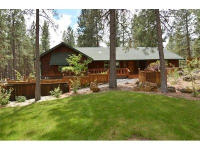 Bend Single Family Home For Sale: 18861 Tuscarora Ln