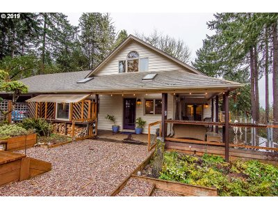 Cottage Grove, Creswell Single Family Home For Sale: 32231 Deberry Rd