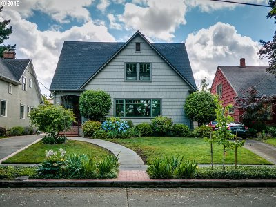 Single Family Home For Sale: 402 SE 44th Ave