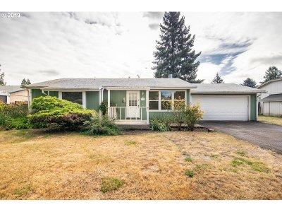 Salem Single Family Home For Sale: 4140 Fraser Ln SE