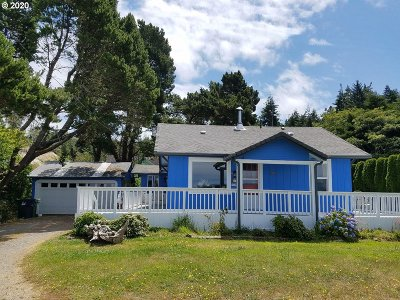 Bandon Single Family Home For Sale: 57598 Parkersburg Rd