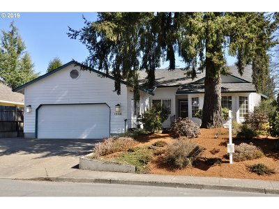 McMinnville Single Family Home For Sale: 1698 SW Goucher St