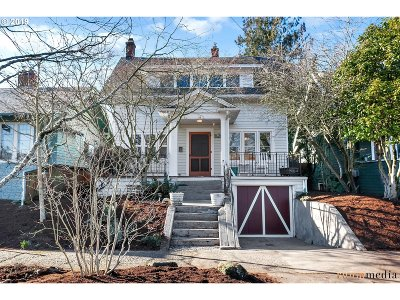 Single Family Home For Sale: 3433 NE 59th Ave